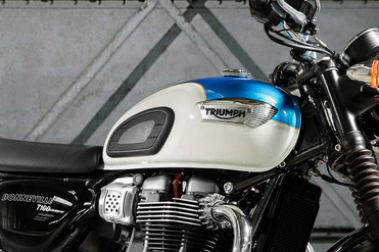 Triumph Bonneville T100 Fuel Tank