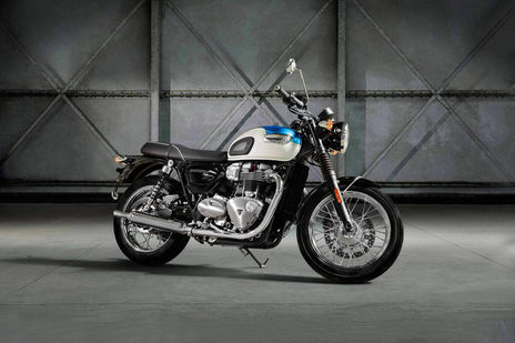 Triumph Bonneville T100 Price In Chandigarh Bonneville T100 On