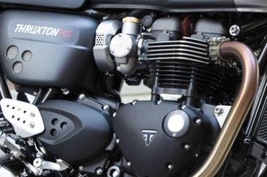 Triumph Thruxton Engine