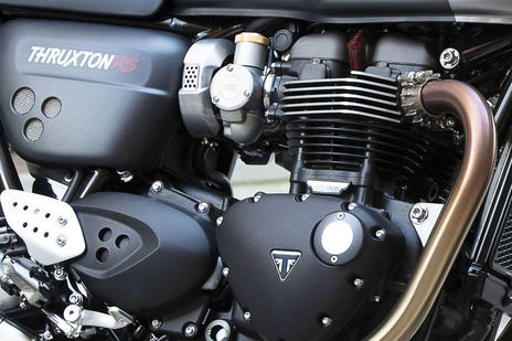 Triumph Thruxton Engine