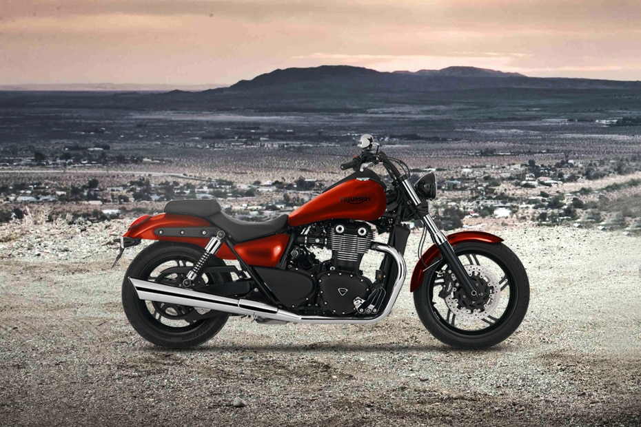 Triumph Thunderbird Lt Price Images Mileage Specs Features