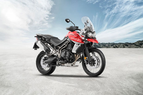 Triumph Tiger 800 Xca Price Images Mileage Specs Features