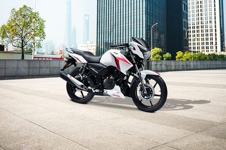 Used TVS Apache RTR 160 Bikes in Noida