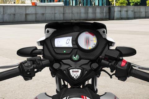 TVS Apache RTR 160 Speedometer