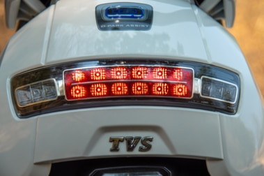 TVS iQube Electric Tail Light