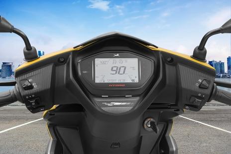 TVS NTORQ 125 Speedometer