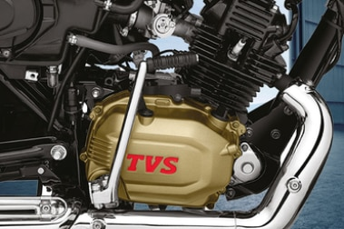 टीवीएस रेडियॉन इंजन