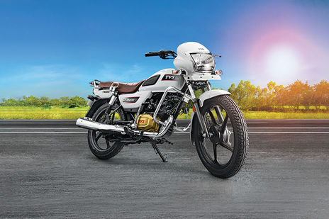 TVS Radeon Drum ES Alloy Wheel