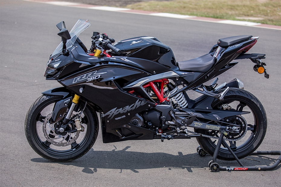 TVS Apache RR 310 Price, Mileage, Images, Colours, Specs