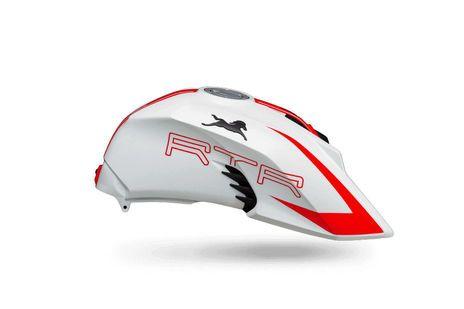TVS Apache RTR 200 4V Race Edition 2.0 White