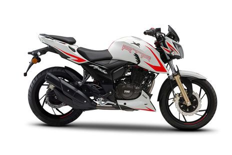 TVS Apache RTR 200 4V Racing Edition 2.0 Fuel Injection