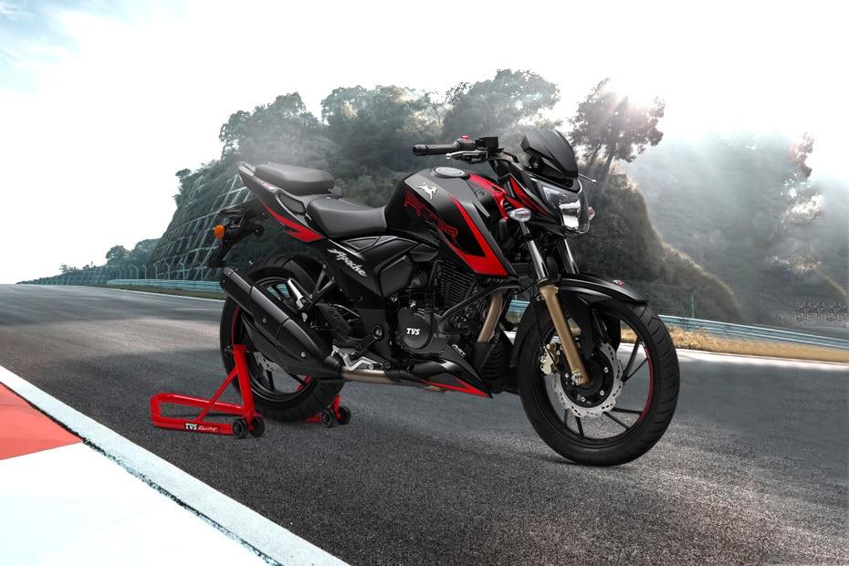 TVS Apache RTR 200 4V Race Edition 2.0
