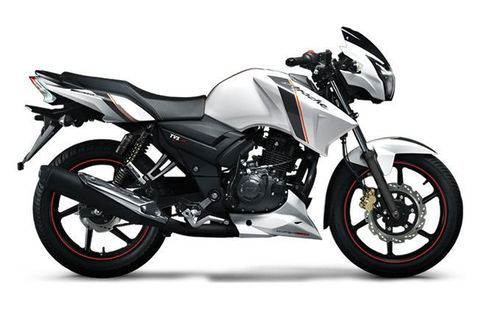 TVS Apache RTR 160 Single Disc