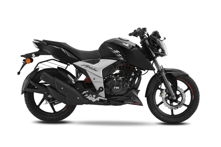 Tvs Apache Rtr 160 4v Colours In India Apache Rtr 160 4v Colour