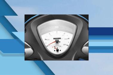 TVS Scooty Zest Speedometer