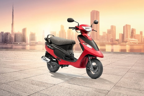 TVS Scooty Pep Plus