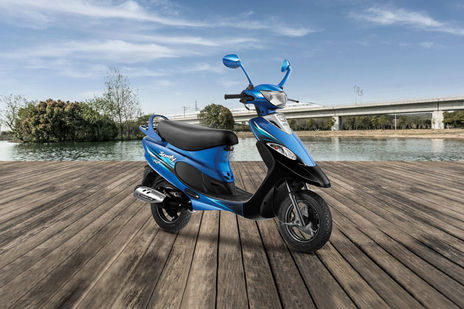 TVS Scooty Pep Plus Service Cost, Maintenance And Repair Charges
