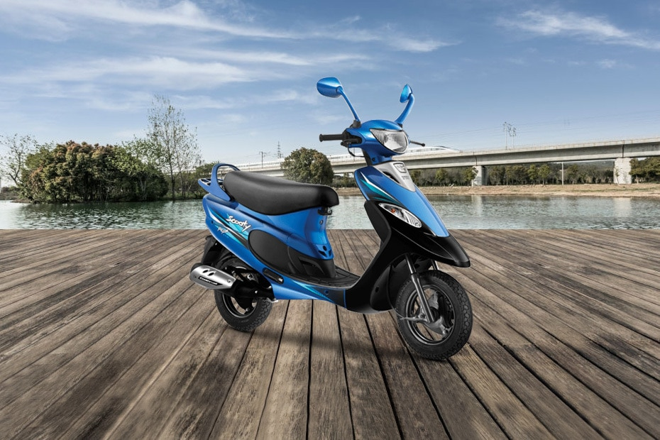 TVS Scooty Pep Plus STD