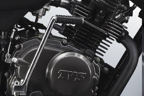TVS Sport Engine
