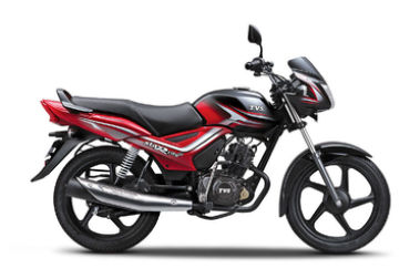 TVS Star City Plus Dual Tone