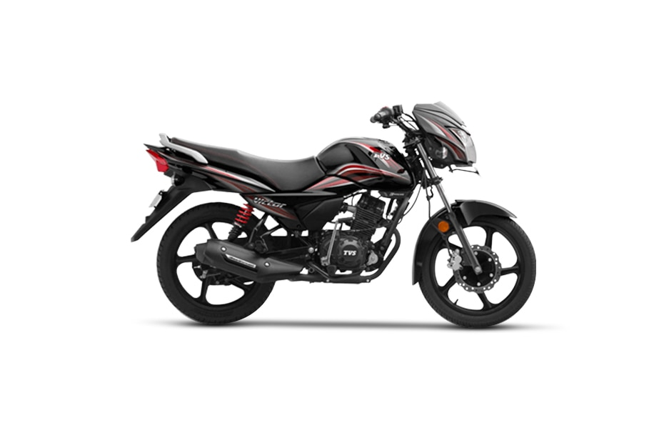 Tvs Victor Colours In India Victor Colour Images Bikedekhocom