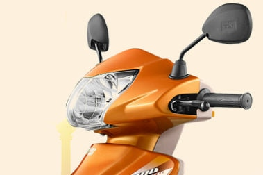 TVS Wego Head Light