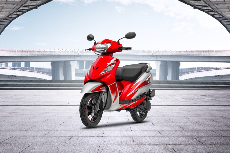 TVS Wego Price, Mileage, Images, Colours, Specs, Reviews