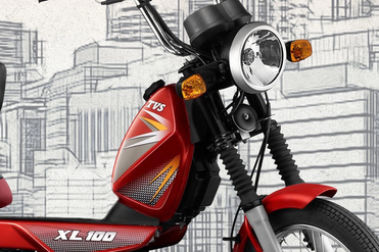 TVS XL100 Head Light