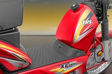 TVS XL100 Fuel Tank