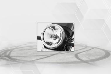 TVS XL100 Head Light