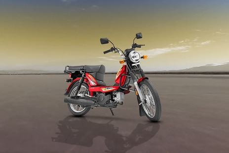 Tvs Xl100 Heavy Duty I Touch Start Bs6 Price Images Mileage