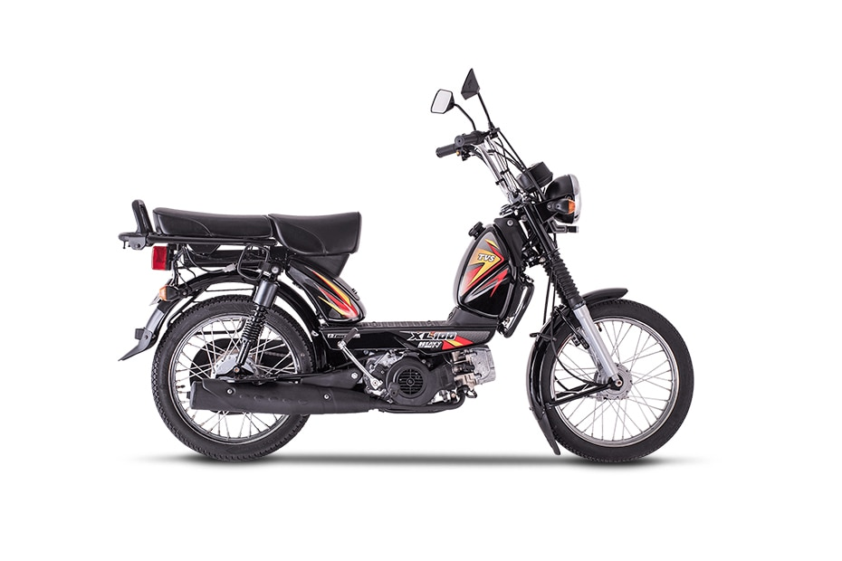 TVS XL100