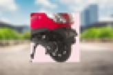Ujaas eZy Rear Tyre View