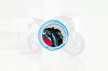 Ultraviolette F77 Fuel Tank