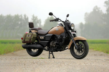 UM Renegade Commando Mojave Front Right View