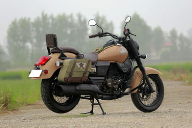UM Renegade Commando Mojave Rear Right View