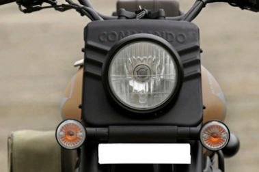 UM Renegade Commando Mojave Head Light