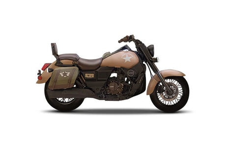 UM Motorcycles Renegade Commando Mojave