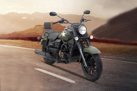 UM Motorcycles Renegade Commando EFI