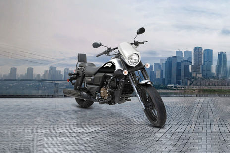 UM Motorcycles Renegade Sports S EFI