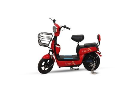 Velev Motors VEV 01 Red