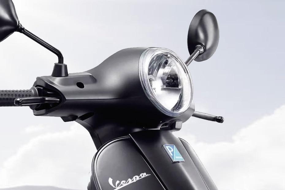 Vespa Notte 125 Head Light