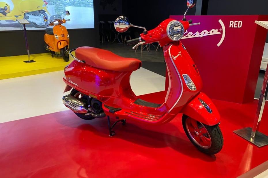 Vespa RED 125 BS6
