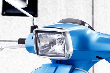 वेस्पा एसएक्सएल 125 Head Light