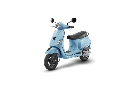 Vespa Urban Club 125 Sky Blue