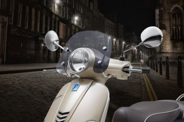 Vespa Elegante 150 Head Light