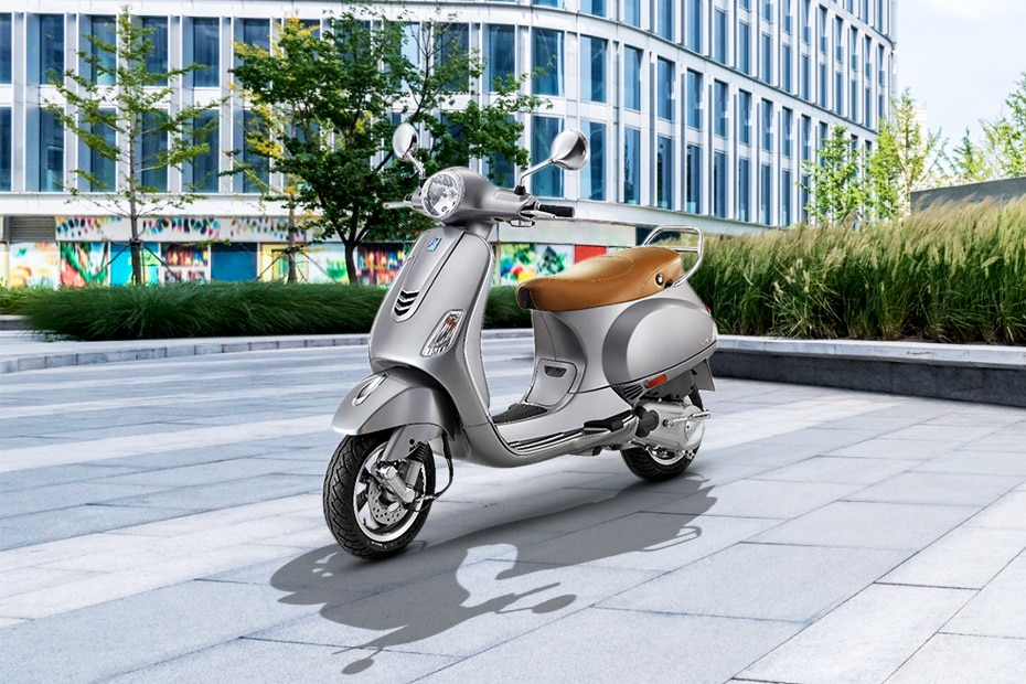 Vespa VXL 125 Front Left View
