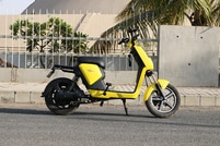 White Carbon Motors O3