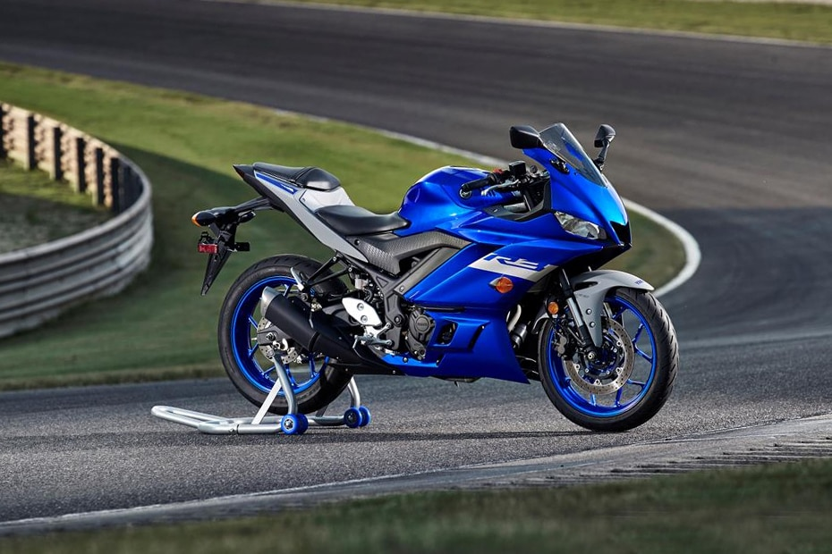 2021 Yamaha R3 STD