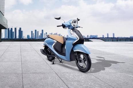Yamaha Fascino 125 Hybrid Drum